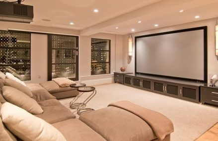What you should do to organize your home theater room?